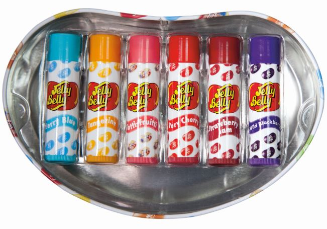 Jelly Belly 6pc Tin available at Claire's Accessories