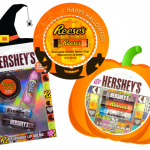 Hershey's and Reese's Cups lip balms