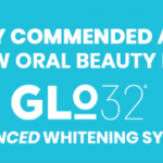 Glo32 winner Pure Beauty Awards Best New Oral Beauty Product