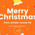 Merry Christmas from Amber House